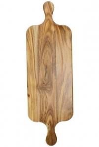 Доска для хлеба из массива манго 50X16 CM