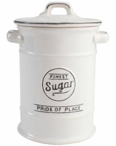 Ёмкость для хранения сахара Pride of Place 12X14X19 CM White