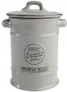 Ёмкость для хранения сахара Pride of Place 12X14X19 CM Cool Grey