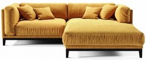 Угловой модульный диван Case 248X195X80 CM