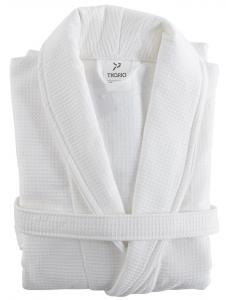Халат банный TK18 XL белый
