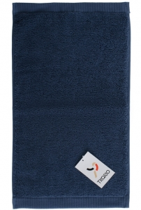 Полотенце для рук Essential 30X50 CM тёмно-синего цвета