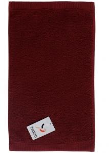Полотенце для рук Essential 30X50 CM бордового цвета
