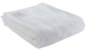 Полотенце банное 150X90 CM белого цвета