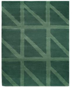 Ковер шерстяной ручной работы Geometric Dance 160X230 CM