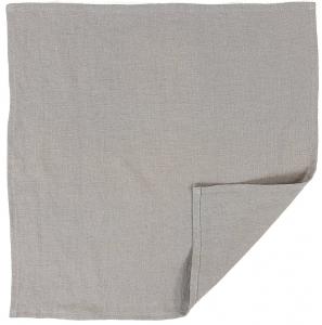 Двухсторонняя салфетка под приборы из умягченного льна Essential 45X45 CM
