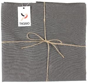 Скатерть на стол из умягченного льна Essential 143X250 CM