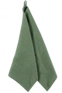 Кухонное полотенце из льна Essential 47X70 CM мятного цвета