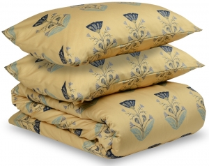 Комплект постельного белья двуспальный из сатина Essential