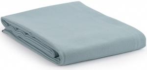 Покрывало из фактурного хлопка Essential 250X180 CM голубого цвета