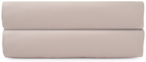 Простыня на резинке из сатина Essential 160X200X30 CM