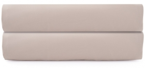 Простыня на резинке из сатина Essential 180X200X30 CM