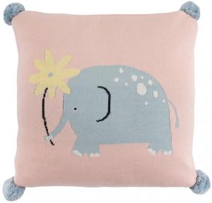 Подушка декоративная Elephant Lou Tiny World 35X35 CM