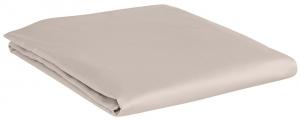 Простыня из сатина Essential 180X270 CM бежевого цвета