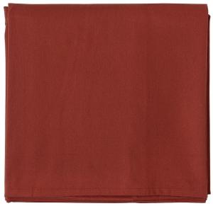 Скатерть из хлопка Prairie 170X250 CM терракотового цвета