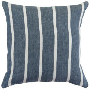 Чехол на подушку декоративный Essential 45X45 СМ тёмно-синего цвета