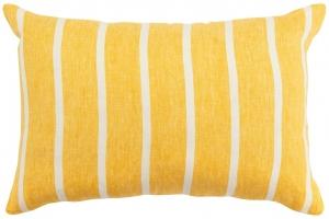 Чехол на подушку декоративный Essential 40X60 СМ горчичного цвета