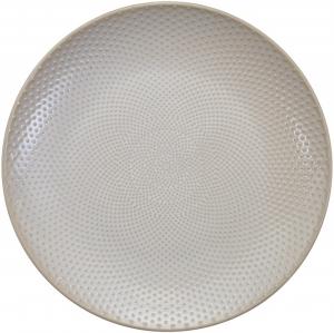 Тарелка Textured Plate 25X3 CM