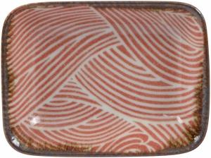 Тарелка Seigaiha 10X7 CM