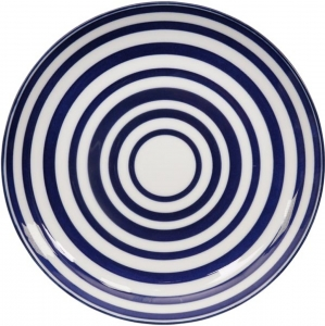 Тарелка Bleu de Nimes 26X26X3 CM