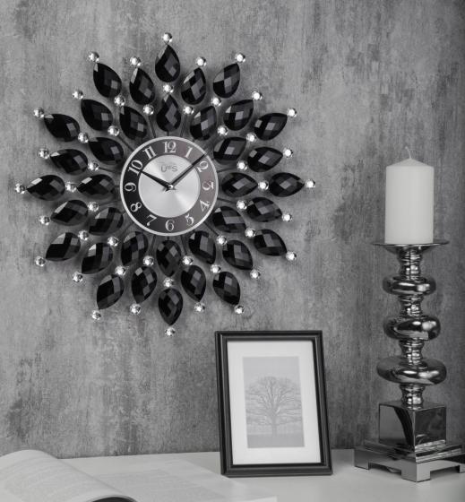 Kварцевые настенные часы Sparkle Ø49 CM 5