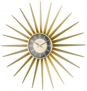 Кварцевые настенные часы Sol Ø60 CM