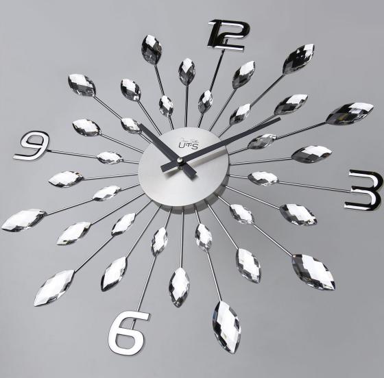 Кварцевые настенные часы Splash Ø49 CM 2