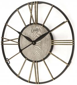 Кварцевые настенные часы Number Ø50 CM
