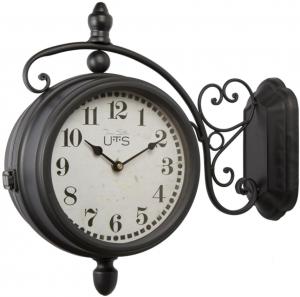 Двусторонние настенные часы Ben 41X16X37 CM