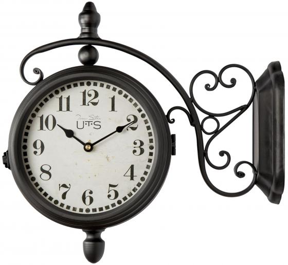 Двусторонние настенные часы Ben 41X16X37 CM 2