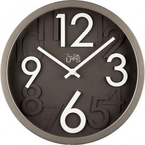 Стильные настенные часы White and Grey Ø26 CM