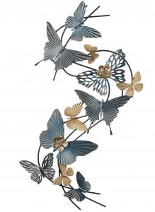 Декоративное настенное панно Butterfly 50X90 CM