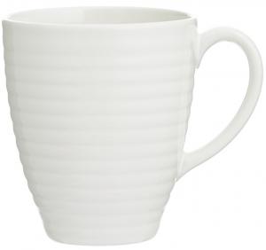 Чашка Living 350 ml кремовая