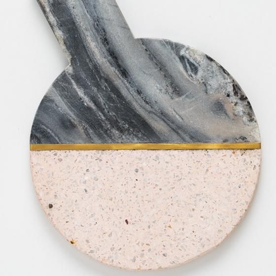 Доска из мрамора и камня Elements 25X36 CM 2