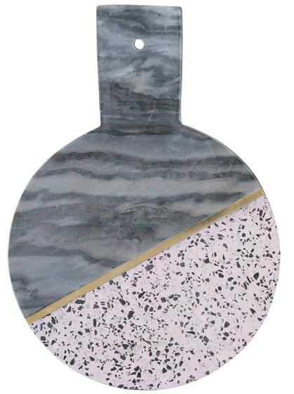 Доска из мрамора и камня Elements 25X36 CM 1