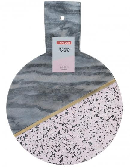 Доска из мрамора и камня Elements 25X36 CM 4
