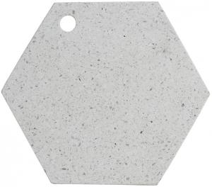 Доска сервировочная Elements Hexagonal 30X30 CM
