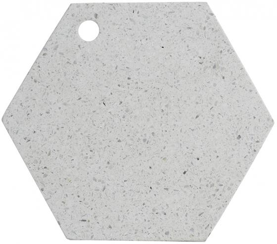 Доска сервировочная Elements Hexagonal 30X30 CM 1
