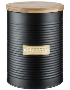 Ёмкость для хранения кофе Otto 1.4 L чёрная