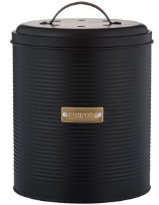 Контейнер для пищевых отходов Otto 2.5 L черный