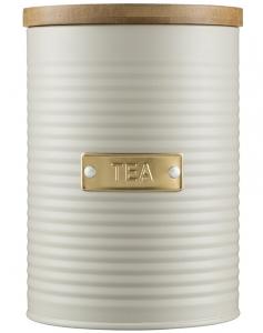 Ёмкость для хранения чая Otto 1.4 L кремовая