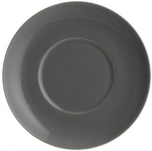 Блюдце Cafe Concept Ø14 CM тёмно-серое