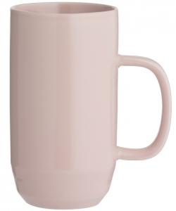 Чашка для латте Cafe Concept 550 ml розовая
