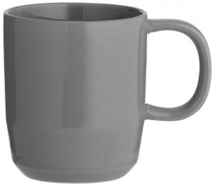 Чашка Cafe Concept 350 ml тёмно-серая
