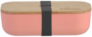 Ланч-бокс Colour 1.5 L розовый