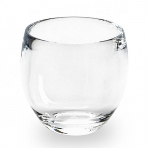 Стакан для ванной droplet прозрачный
