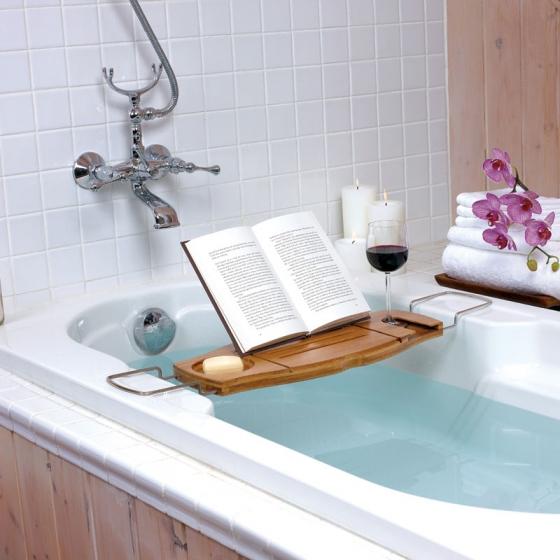 Полка для ванной Aquala дерево 3
