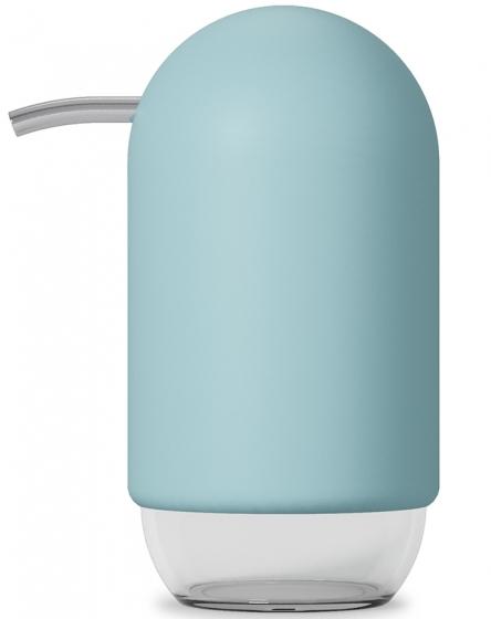 Диспенсер для мыла Touch 235 ml голубой 5