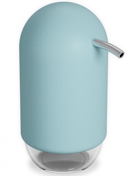 Диспенсер для мыла Touch 235 ml голубой 6
