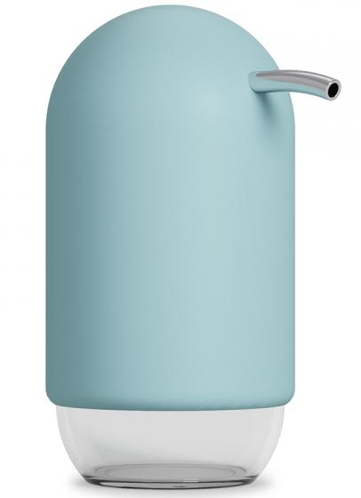 Диспенсер для мыла Touch 235 ml голубой 3